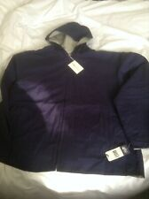POLO GOLF BY RALPH LAUREN MENS  REVERSiBLE JACKET NAVY/.BEIGE SIZE XL RRP £166