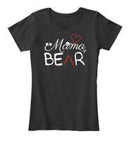 Mama Bear 4 Women's Premium Tee T-Shirt