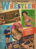 The Wrestler February 1968 Cara Combs Buddy Rodgers Miguel Perez 030219DBE