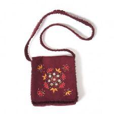 ANNA SUI Embroidery Shoulder Bag(K-47516)