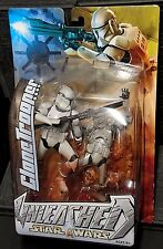 Star Wars Unleashed CLONE TROOPER New! Attack of the Clones Rare!
