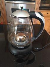 Jura CAPRESSO H2O Electric Glass Water Kettle 48 oz Model # 259 Works great!