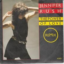 """The Power Of Love (Remix)/I See A Shadow 7"""" : Jennifer Rush"""