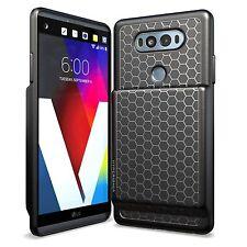 LG V20 Shock Absorption Extended Battery Case Shock Proof Lightweight Flexible