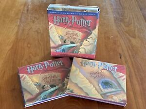 Harry Potter and the Chamber of Secrets (Book 2) 8 Audio CDs – J.K. Rowling