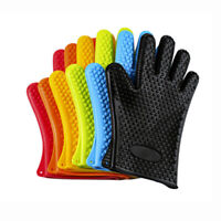 JR silicone oven gloves in various Quality and colours Great Value (UK SELLER)