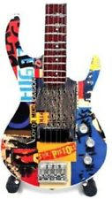 Red Hot  Chilli Peppers Miniature Tribute Bass Guitar (UK SELLER) New