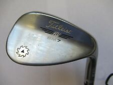 Vokey SM7 54 Degree F Grind  Wedge with 14 Degrees Bounce