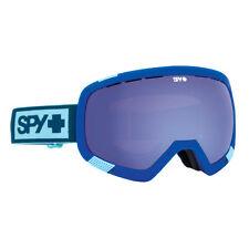 Spy Platoon Goggles Elemental Blue Blue Contact + Bronze w/ Silver Mirror