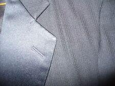 Tailcoat Black on Black Notch Lapel 20004
