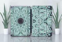Mandala iPad 10.2 Hard Back Case Smart Cover Design Apple iPad Pro Air Mini 3 4