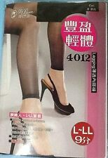 On Sale DeParee Fashion thin transparent XXL nine points leggings 1939LL [ MIT ]