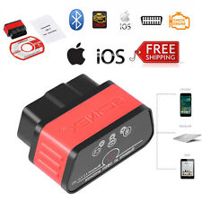 Mini OBD2 II Bluetooth 4.0 Interface Auto Car Diagnostic Scanner Pour iPhone iOS