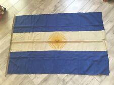 Rare !!!! Argentina  USSR Flag Fleet Original Wool Soviet
