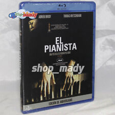 El Pianista - The Pianist - 1 Blu-ray Multiregión ESPAÑOL LATINO