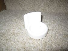 fisher price little people white chair no arms house furniture living room home