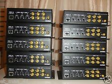 CRESTRON CNXRMC CNX-RMC CAT5 VIDEO RECEIVER control interface for PVID 8X4 8X3