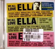 ELLA FITZGERALD - All-Star tribute (16 Best) CD SIGILLATO
