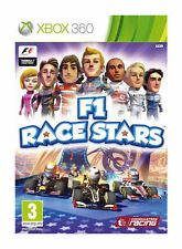 F1 Race Stars XBox 360 NEW and Sealed