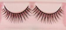 1 Pair Soft Long False Eyelashes Eyelash Lashes Thin  051