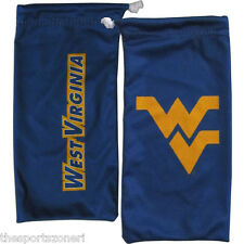 West Virginia Mountaineers All In One Microfiber  Storage Bag / Cleaning Cloth