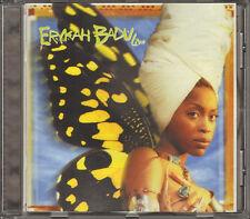 ERYKAH BADU Baduizm LIVE CD NEW 14 track 1997