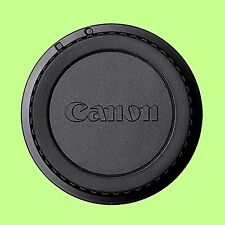 Genuine Canon E Lens Dust Cap for EF EF-S Lenses Rear Lens Cap