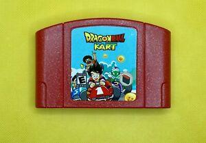 Dragonball Kart N64 Homebrew Romhack