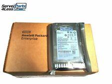 693648-B21 HP 1.2TB 6GB/S 10K RPM disco duro SAS SFF 693719-001 < nuevos > 0 horas