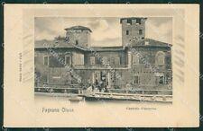 Varese Fagnano Olona cartolina QK5771