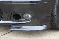 E46 Front Bumper Apron Lip Add On Spoiler Splitter MT2 M Sport Tech 2 Mpack Flap