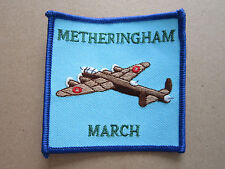 Metheringham March Walking Hiking Cloth Patch Badge (L2K)