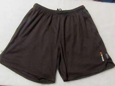 Vintage Reebok Men's Size Xl Black Athletic Fitness Shorts, Hydro move