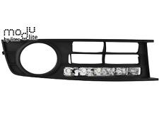 Griglia x fendinebbia con luci diurne TFL Audi A4 8E 01>05