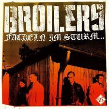 BROILERS - FACKELN IM STURM...   CD NEU