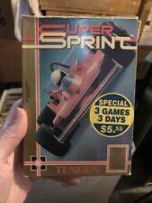 Super Sprint (Nintendo Entertainment System, 1989) CIB