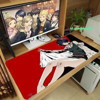 Hot Anime To Aru Kagaku No Railgun Misaka Large Mouse Pad Game Play Mat #11
