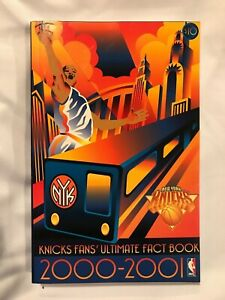 2000-2001 New York Knicks Fans' Ultimate Fact Book