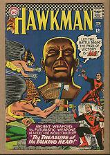 Hawkman #14 - The Treasure of the Talking Head! - 1966 (Grade 4.5/5.0) WH