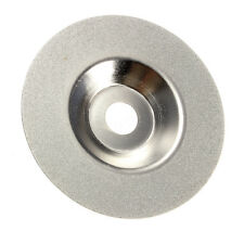 100mm 4''Inch Diamond Coated Grinding Cup Wheel Disc Carbide Grinder Rotary Tool