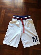 Pantaloncini NY NEW YORK YANKEES  MAJESTIC COOPERSTOWN shorts no pants MLB USA
