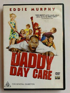 Daddy Daycare, 2003, Family, Comedy, Rated G, Region 4, VGC, Free Post