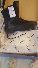 Bates Men's Size 12 Black Tactical Sport Nylon Leather Boots (New)
