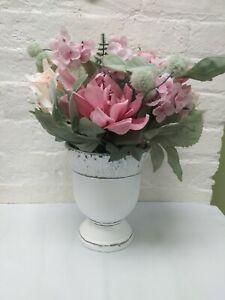 Modern Minimalist Ceramic Flower Vase Tabletop Ornament White Wedding Home Decor