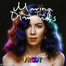 Marina And The Diamonds ~ Froot ~ NEW CD Album   (Sealed) Digipack
