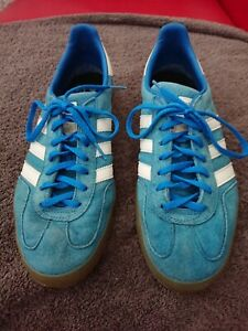Adidas Originals Adidas Gazelle Blue  Trainers UK Size 8
