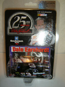#3 Dale Earnhardt GM GOODWRENCH SERVICE PLUS 25TH ANNIVERSARY 1999 1/64 Action