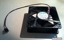 Pieza de repuesto: HP 120mm rear fan 12v 298240-004 ventiladores 4715kl-04w-b59 para ml370