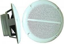 Wasserfeste 130mm Einbaulautsprecher Außen-Lautsprecher Sauna-Lautsprecher NEU
