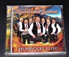 KASTELRUTHER SPATZEN FEUERVOGEL FLIEG CD SCHNELLER VERSAND NEU & OVP